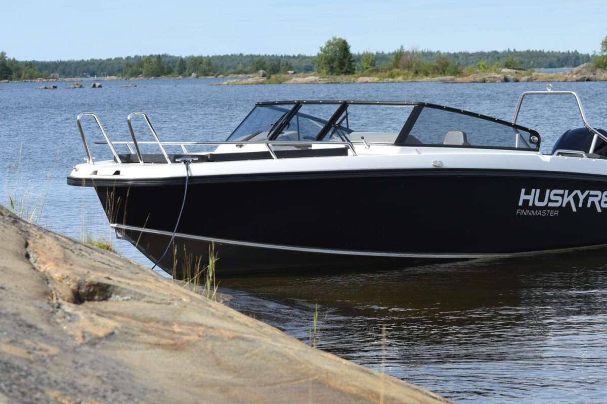 Husky boats by finnmaster