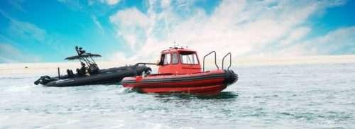 Sail Support Rib Boat