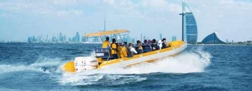 Tour transport Boat 1